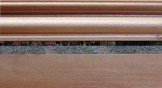 molding baseboard-- Verde Fuoco-- Costa Esmerelda