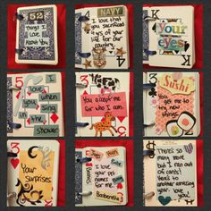My version of '52 Things I Love About You'
