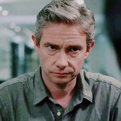 #John Watson #Martin Freeman