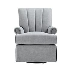 Found it at Wayfair - Hanna Swivel Glider