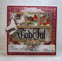 Lenas kort: Varme juleønsker