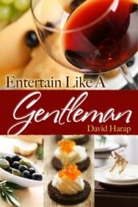 Well I'm not exactly a gentleman but I can certainly appreciate this book! I loved flipping through the pages of Entertain like a Gentleman ...