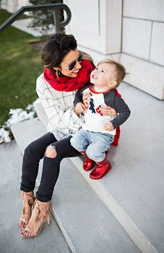 My Favorite Quote about Being a Mom | Hello Fashion