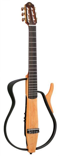 Yamaha silent guitar http://pinterest.com/pin/164240717630430310/