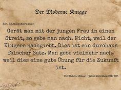 Aus: Der Moderne Knigge – Julius Stettenheim: Leitfaden für den Sommer - bei Hochzeitsreisen (1) #Zitate #LeLiFe