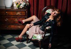 #BroguesShoe  #MichelaRigucci Collection Fall/Winter 2014 | Michela Rigucci Luxury Campaign!