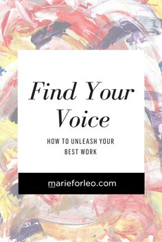 What's the key to not only stand out — but to create real and lasting impact through your work? Todd Henry says the key to achieving all of the above lies in developing your authentic voice.