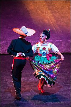 Folklorico Dance Couple