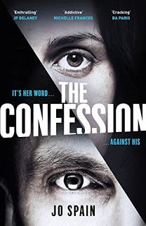 Rachel's Random Reads: Book Review - The Confession by Jo Spain