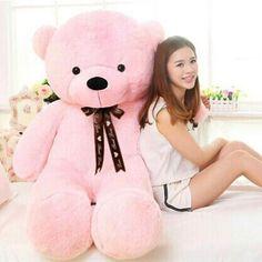 28.98$  Buy now - http://alit3y.shopchina.info/go.php?t=32793262493 - 2017 New 160cm Giant teddy bear soft toy plush stuffed animals children baby dolls kids huge stuffed animal giant teddy bears 28.98$ #aliexpress