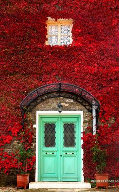 Beautiful house in Zagora village, Pelion mountain, Thessaly, Greece.