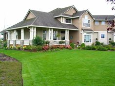 Great curb appeal with this perfect landscaping   Plan 071D-0167   House Plans and More