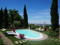 Authentic+Tuscany+-+Casa+Foscoli+-+Romantic+hilltop++retreat+-+with+private+pool+++Holiday Rental in Valdera e Colline Pisane from @HomeAwayUK #holiday #rental #travel #homeaway