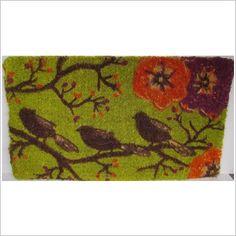 Ishka 3 Bird Doormat