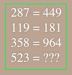 Math equation riddles for teens Riddles, Puzzles, Teen, Math Equations, Puzzle