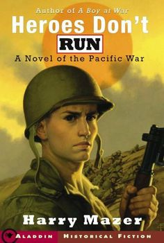 Heroes Don't Run: A Novel of the Pacific War by Harry Mazer, http://www.amazon.com/dp/1416933948/ref=cm_sw_r_pi_dp_TF9Srb12QQK9S