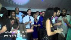 New Jersey Backyard Wedding - Morris County Wedding DJ BTL DJS