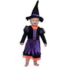 d guisement enfant sorci re candy avec chapeau de sorci re de toute beaut pour petite fille et. Black Bedroom Furniture Sets. Home Design Ideas