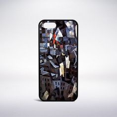Robert Delaunay - Ciudades City Phone Case