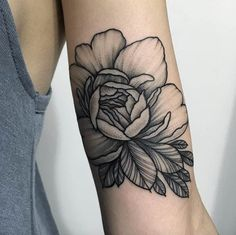 Tatto Ideas 2017 60 Gorgeous Peony Tattoos That Are More Beautiful Than Roses TattooBlend