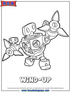 Skylanders Printable Coloring Pages hot dog Pinterest