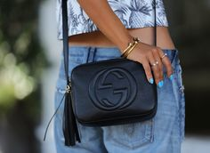 Gucci Bag *Soho Patent Leather Disco Bag by Gucci http://trendylog.com/product/soho-patent-leather/528618167b1f46634a00063d