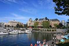 Victoria, BC. Top 10 place of travel.