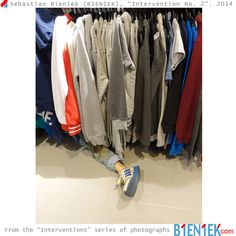 "Sebastian Bieniek (B1EN1EK), ""Intervention No. 2"", 2013. Photography. From the series "" Interventions"". More: https://www.b1en1ek.com/works/photography/2016-interventions/  #SebastianBieniek #Bieniek #Intervention #Intervention2 #BieniekInterventions #MrDoublefaced #ContemporaryArt #Art #BerlinArt #Fotokunst #photoart #Kunstfoto #Fotokunst #Fotokunstgalerie #Photoartgallery #Photoartfair #Fotokunstmesse #Fotomuseum #Fotokunstmuseum #Fotokunstsammlung #Fotokünstlerberlin"