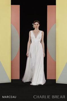 Charlie Brear Marceu wedding dress @ Milli Milli Colchester