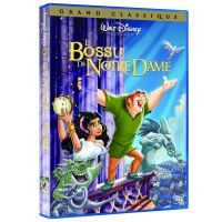 DVD Le bossu de Notre-Dame