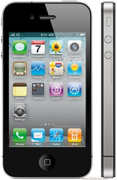 Apple iPhone 4 pictures, official photos