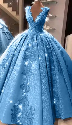 Ball Gown Plus Size Prom Dress Vintage Princess Prom Dress # Prom Dresses Long With Sleeves, Unique Prom Dresses, Plus Size Prom Dresses, Formal Dresses, Wedding Dresses, Beautiful Dresses, Custom Made Prom Dress, Princess Prom Dresses, Prom Dress Stores