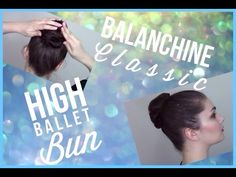 Balanchine Classic High Bun Tutorial | If the Pointe Shoe Fits...