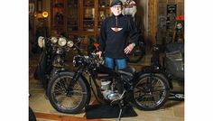 For the first time, Willie G. Davidson offers a lookat the collection that inspired his legendary Harley-Davidson designs.