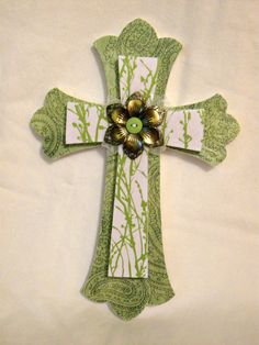 Customized Layered Wooden Cross by tkhubert on Etsy, $22.00