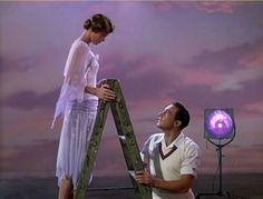 1952, Singing in the Rain. My favorite scene in a movie ever (: