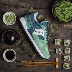Saucony Sushi Pack