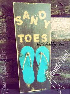 One of the many projects you can make at our BYOB paint classes! Register online at www.styleshabby.com