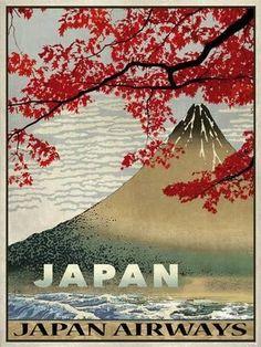 #japan #vintagead #travel