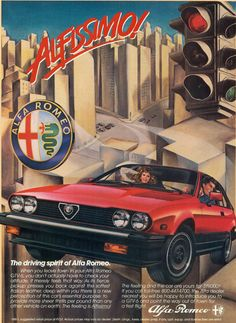 1984 Alfa romeo GTV-6 by coconv on Flickr.