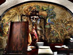 Restaurante de Las Cuevas de Luis Candelas