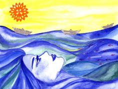Mara #ocean #woman