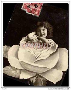 Postcards > Topics > Children / FANTAISIE - Delcampe.net