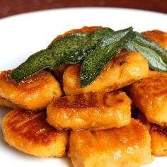 Paleo Yummy Sweet Potato Gnocchi