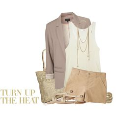 """Heat-seeker"" by prilsplace on Polyvore"