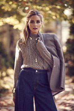 Olivia Palermo BaubleBar Interview 2015 #Olivia_Palermo #Fashion #Women_Style