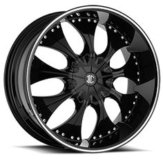All Wheels - 2Crave Alloys  2CRAVE Rims wheels cars  black diamond collection