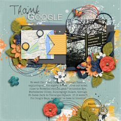 Kit: Currently - Jennifer Labre Template: Woodland 1 - Southern Serenity Designs by Amber Morrison @TDC OR @GP Fonts: Veteran Typewriter; vedra