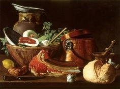 luis melendez | Luis Meléndez: Master of the Spanish Still Life / National Gallery of ...