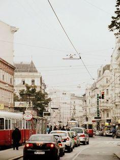 'Austria landscape -Wien- ' by Mika Iwakiri on artflakes.com as poster or art print $16.63